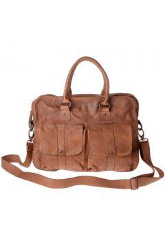 Sac à main Dudu en cuir Timeless - Bag - Marron(115395518)