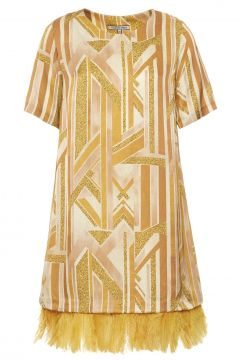 Kleid Art Deco(117291666)