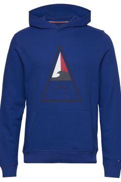 Th Cool Surf Artwork Hoody Hoodie Pullover Blau TOMMY HILFIGER(114155839)