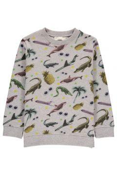 Sweatshirt Tiere Biz Grau(113612046)