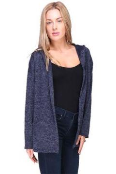 Gilet Cendriyon Tuniques Bleu Vêtements Femme(98455209)