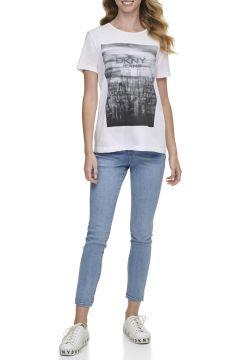 Dkny Jeans Baskılı T-Shirt(124926998)