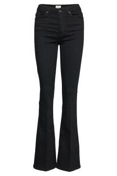 Naomi 241 Jeans Mit Schlag Schwarz FIVEUNITS(116997052)