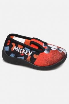 Mickey Mouse - Spectacle - Hausschuhe für Kinder / rot(111580728)