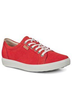 Ecco Kadın Sneaker Soft 7 W Fire Turuncu(114219669)