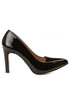 Queen Bee Siyah Topuklu Ayakkabı(113945831)