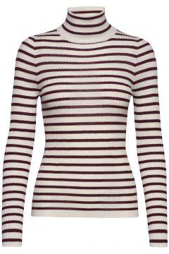 Jannike Rollkragenpullover Poloshirt Creme FALL WINTER SPRING SUMMER(114153340)