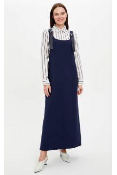 DeFacto Kadın Salopet Uzun Elbise(119064282)