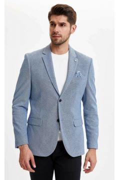 DeFacto Erkek Modern Fit Blazer Ceket(108642356)