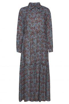 Penny Dress Maxikleid Partykleid Blau LOLLYS LAUNDRY(120748590)