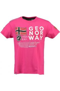 T-shirt Geographical Norway Tshirt Homme Jasado(115432055)