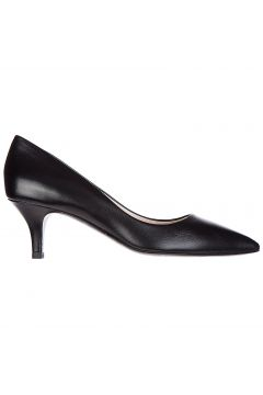 Women's leather pumps court shoes high heel(118072669)