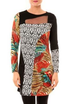 Robe Bamboo\'s Fashion Robe Zoulou BW621 noir(115457887)