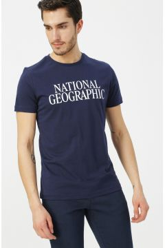 National Geographic Lacivert T-Shirt(113995119)