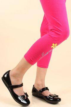 FAST STEP Siyah Rugan Kız Çocuk Casual Ayakkabı(105228040)