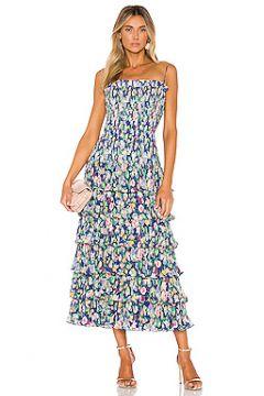 Платье в цветочек viola - AMUR(118964768)