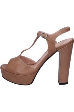 Sandales Allison sandales marron cuir ap813(98485725)