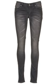 Jeans Cheap Monday SLIM THROUWBACK BLACK(115453442)