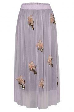 Gabbi Skirt Langes Kleid Lila UNMADE COPENHAGEN(116303852)
