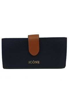 Portefeuille Icone Bleu Marine(125453387)