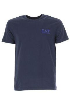 T-shirt Emporio Armani EA7 Train Logo Series M Double Logo Tee(115511003)