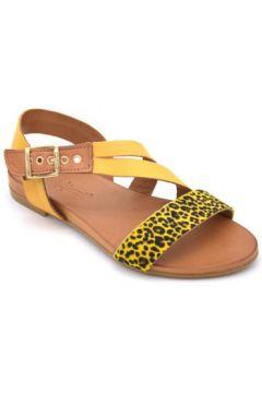 Sandales Coco Abricot sabha(115510447)