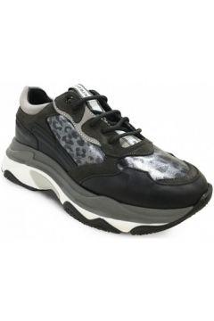 Chaussures Roobin\'s Sneakers MATT Noir(128011031)