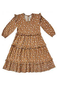 Kleid mit Rüschen(121172280)