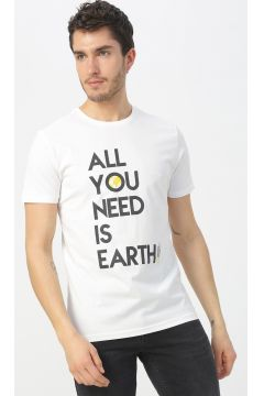 National Geographic Beyaz T-Shirt(113995126)