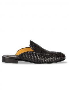 Vario Erkek Suma Örgü 5mm Siyah Terlik(124470893)