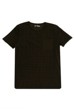 Lee Cooper Cairo Haki T-Shirt(116992292)