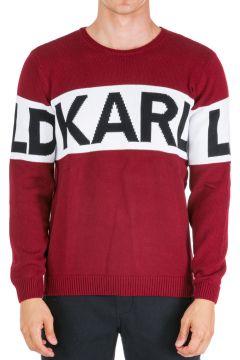 Men's crew neck neckline jumper sweater pullover(104262945)