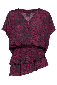 Vespa T-Shirt Top Rot RAVN(114153553)