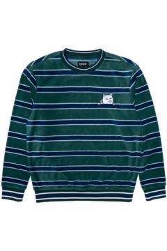 Sweat-shirt Ripndip Peeking nermal polar fleece long sleeve(127952166)