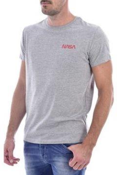T-shirt Nasa Tee-shirt Homme T Shirt Col Rond(127961106)