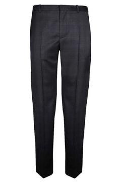 Balenciaga Erkek Lacivert Desenli Normal Bel Pantolon 46 IT(113464409)