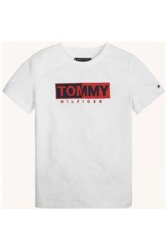 Debardeur enfant Tommy Hilfiger KB0KB04681 ESSENTIAL GRAPICH(115628519)