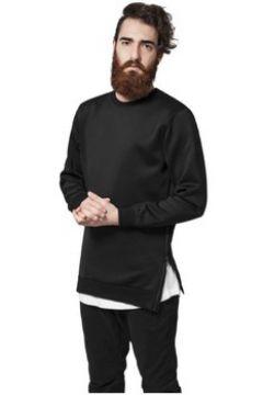 Sweat-shirt Urban Classics Sweat neoprene avec zip latéral(127965962)