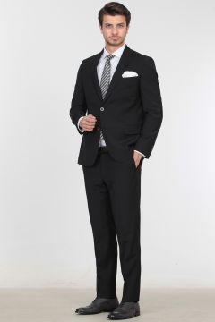 Kip Slim Fit Siyah Takım Elbise(113961562)