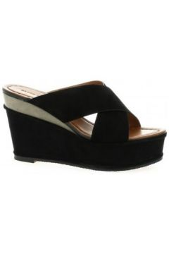 Sandales Elvio Zanon Nu pieds cuir velours(127909445)