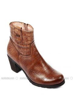 Beige - Boot - Boots - G.Ö.N(110343271)