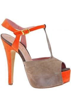 Chaussures escarpins Cuomo Sandalo Tacco 140 Talons-Hauts(127857072)