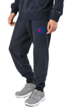 Jogging Champion RIB CUFF REGULAR NERI FELPATI(115478133)