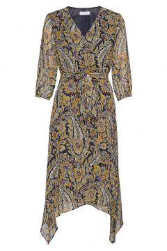 Dress Woven Fabric Kleid Knielang Bunt/gemustert GERRY WEBER(114165024)