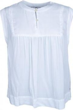 Blouses Tommy Jeans Blouse sans manches blanche pour femme(115511175)