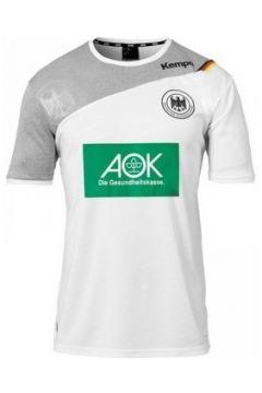 T-shirt Kempa Maillot domicile Allemagne 2017/2018(115551392)