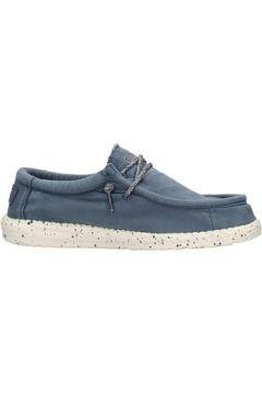 Baskets Hey Dude - Sneaker azzurro WALLY WASHED(115631848)