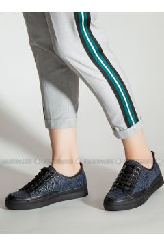 Navy Blue - Casual - Shoes - Ayakkabı Havuzu(110322035)