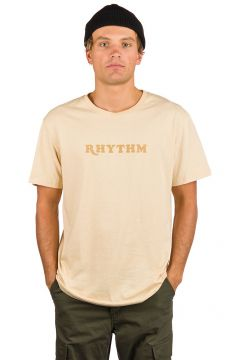 Rhythm Classic T-Shirt bruin(96240912)