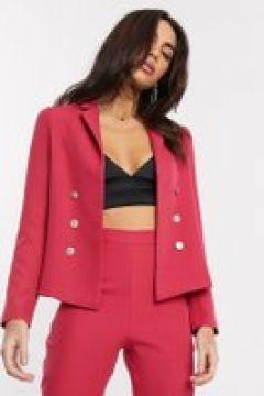 Vesper - Blazer da abito sartoriale rosa(120389805)
